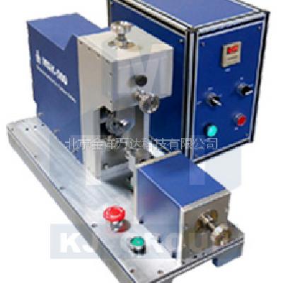 圆柱电池滚槽机价格 型号:JY-MSK-500