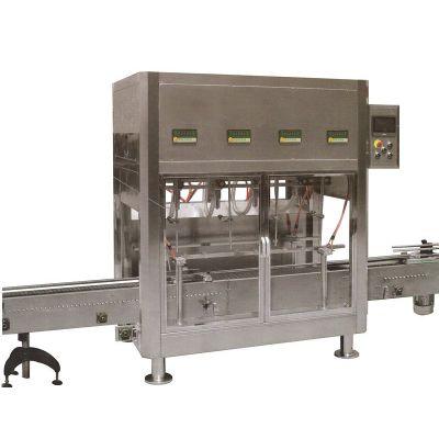 供应花椒油称重式灌装机|烟台宏健灌装机生产厂家