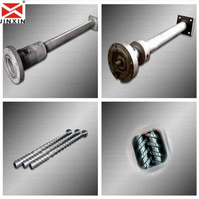 供应U-PVC给水管挤出机螺杆|高效挤出机PVC水管料管|氮化式螺杆料管|金鑫超越未来