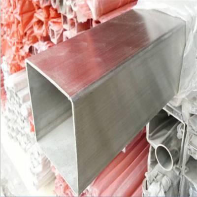 厂家生产201不锈钢异形管15*40*0.9(欢迎定做加工)
