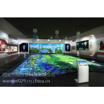 三维数字沙盘系统与旅游投影沙盘