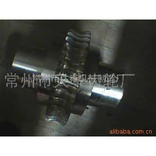 供应各种金加工高精度(ZQ)铜质蜗轮(图)
