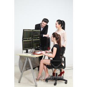 供应四屏显示台式电脑,炒股交易必备台式多屏显示电脑