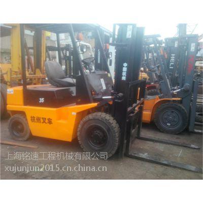新款杭州柴油叉车市场 3吨杭州叉车私人转让 个人二手叉车薄利出售