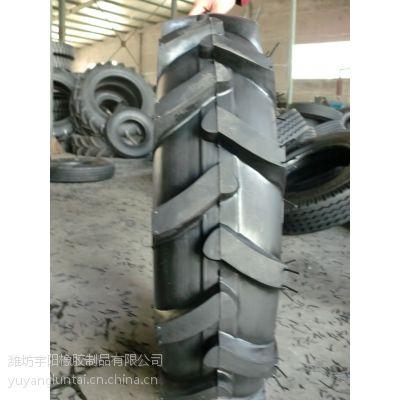 厂家直销 6.50-16 旱田人字花纹 拖拉机轮胎 加厚耐磨