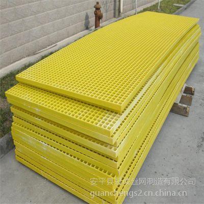 鸽子协会专用格栅板#牲畜养殖用玻璃钢格栅#格栅板尺寸规格切割