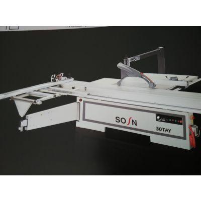 木工机械厂家 精密裁板锯 MJ6130TAY