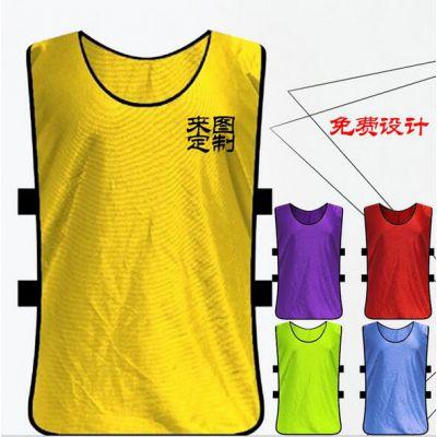 济南现货供应 广告对抗马甲 丝光棉户外拓展服 可加印LOGO