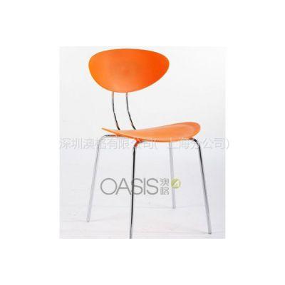 供应金属西餐椅 C1SZ- 2231|金属咖啡厅餐椅|简约时尚椅子|特价椅