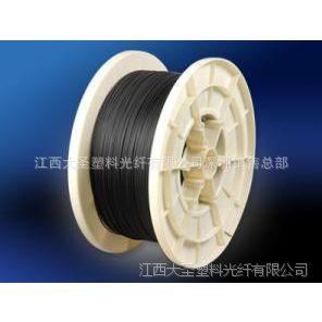 160dB塑料光纤光缆 室内PE护套通信光纤光缆 单芯PMMA光缆定制