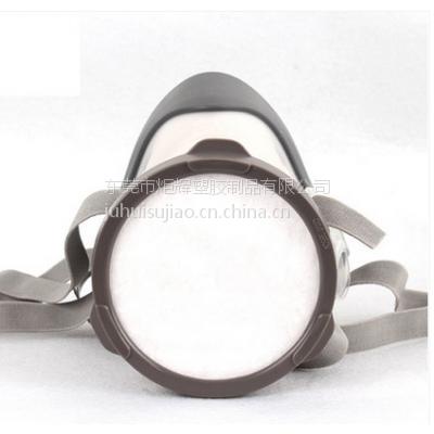 TPE透明防毒面罩