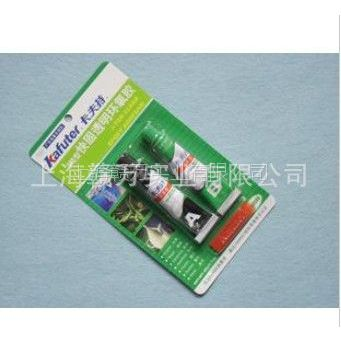 供应卡夫特 AB胶水 模型胶 5分钟透明 环氧树脂胶 3T胶 3吨环氧胶 20g