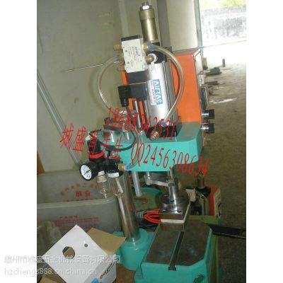 供应上海城盛热熔机,螺母植入设备电子开关组立专用设备