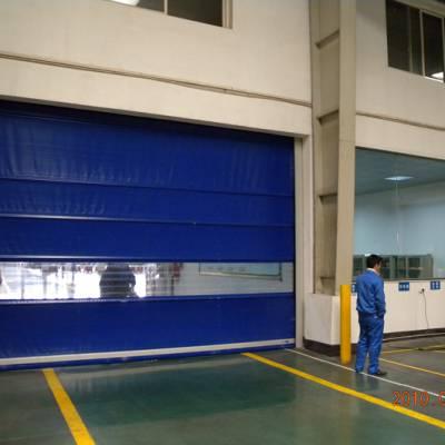 快速卷帘通道|洁净车间快速门卷帘门|印刷厂快速门