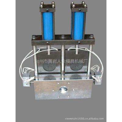 供应手动换网器  双板双工位换网器  双柱双工位换网器