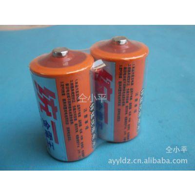 供应【充一能源1号金电王】大号干电池 1号加底超能量 统一就是力量