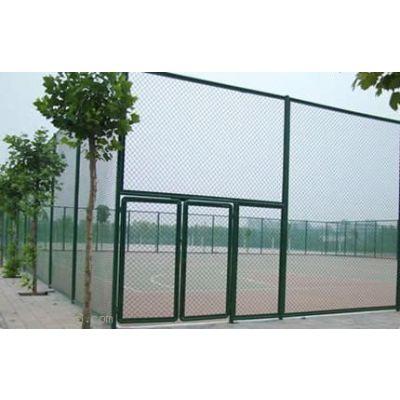 供应上海、江苏、浙江、球场围网、镀锌包塑围网、金属勾花围网、安装施工厂家