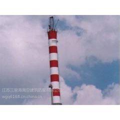 沭阳烟囱刷航标写字 电视塔防腐单位价格便宜