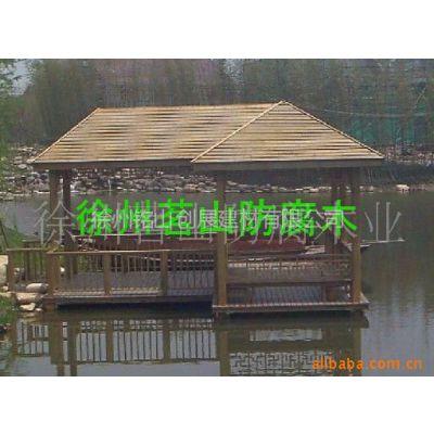 供应安徽阜阳防腐木板材