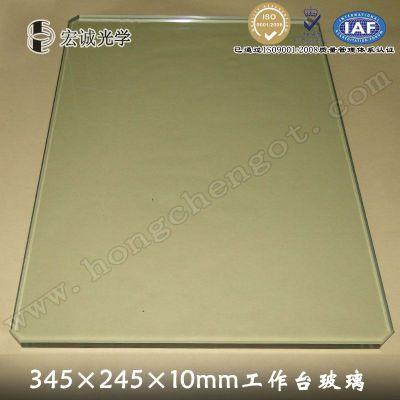 供应加工定制3020光学玻璃工作台 二次元影像测量仪平台玻璃
