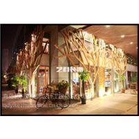 供应青岛连锁餐厅装修设计如何进行合理地空间布局