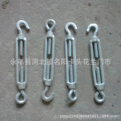 厂家直销 高质量索具花兰螺栓 桥梁工程用紧固件螺栓
