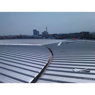 供应供应湖南直立锁边铝镁锰屋面板400/430/500