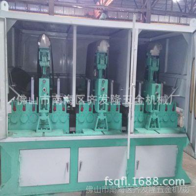 齐发隆机械 拉丝机 专业生产不锈钢板材拉长丝 短丝表面处理设备