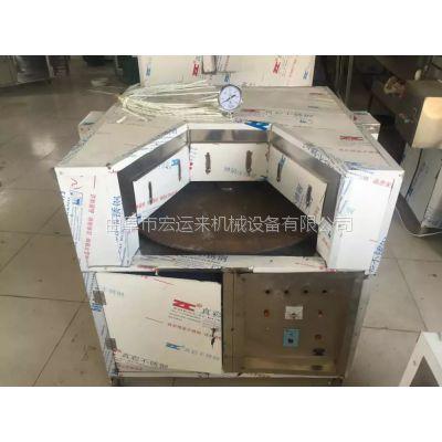 多功能烧饼机 圆形烧饼机厂家 提供技术培训安徽烧饼加工设备
