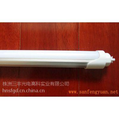 株洲室内照明灯具T81.2米12瓦LED日光灯