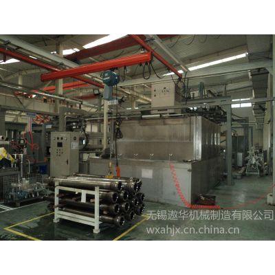 供应无锡遨华工程机械液压油缸清洗机
