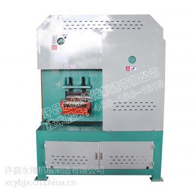 永博厂家直销YQ-70型立式圆钢剪切机 一次可切多根 钢筋切断机