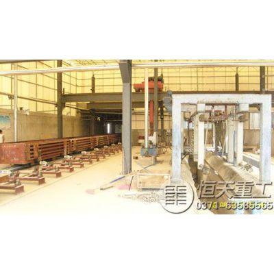 供应qs加气混凝土生产线砌块设备安装注意事项都哪些