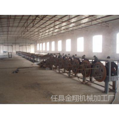 金翔家特供镀锌铁丝生产线  热镀锌铁丝生产线   镀锌丝生产线