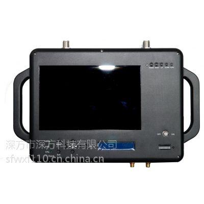 SFTECH/深方 COFDM移动视频接收机,手持无线传输设备,无线监控安装