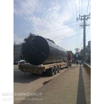 广东汕头玻璃钢化粪池厂家直销底价