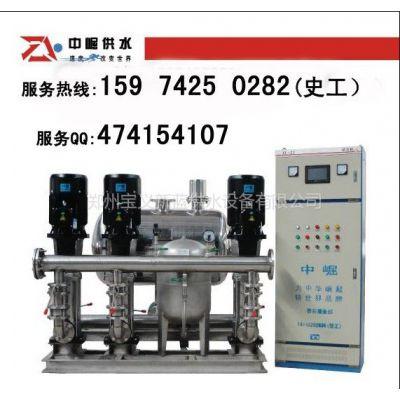 供应梅州供水设备,中崛真山水,中国心家园,梅州恒压变频给水设备价格