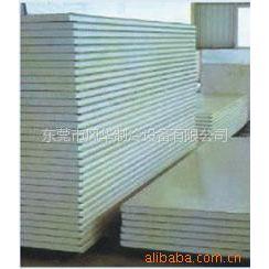 供应100厚聚苯乙烯(泡沫)彩钢库板换热、制冷空调设备