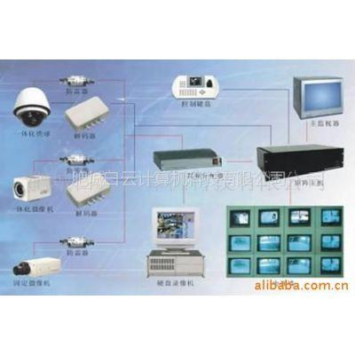 供应设计安装设计厂矿社区商店监控系统