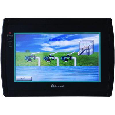 供应国产PLC Haiwell(海为)7寸标准型触摸屏HD070T