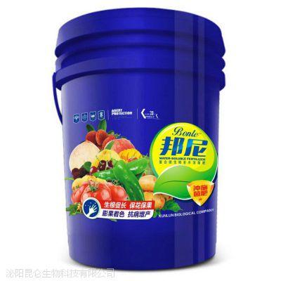 蔬菜,瓜果专用冲施肥,邦尼复合微生物菌肥诚招代理