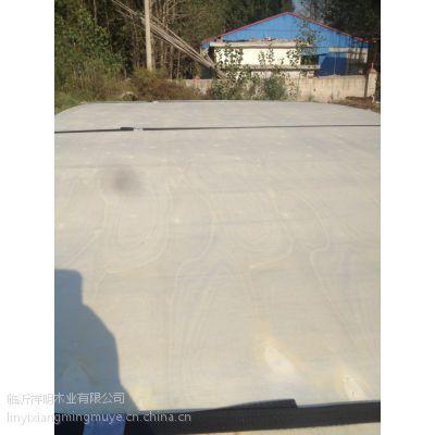 临沂胶合板工厂供应11毫米杨木包装板家具板