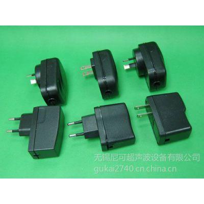 供应手机充电器外壳焊接超声波塑料焊接机