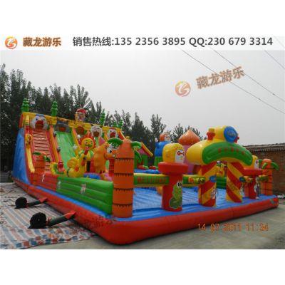 儿童玩具,游乐设备,充气玩具,充气城堡