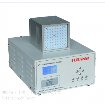 UVLED面光源固化设备100*100mm 复坦希UV面光源专业生产