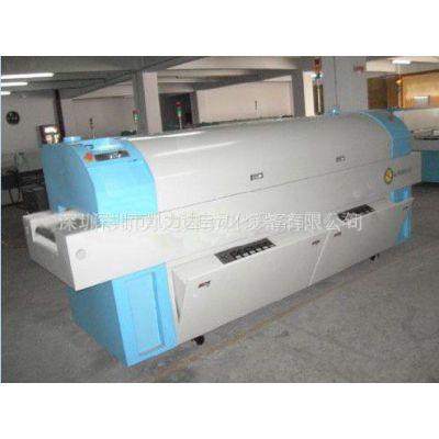 深圳供应KL-F6600-LF中型无铅回流焊接机智能PLC温控系统回流炉