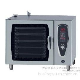 华菱 触摸彩显 电万能蒸烤箱 电烤箱 蒸箱 商用蒸箱ZCO6.2E