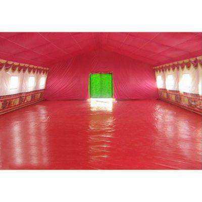 动房牌充气帐篷红白喜事通用充气支柱可以加工定制单层帐篷