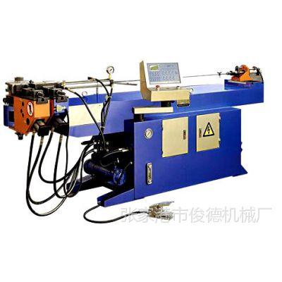 张家港机械 CNC型全自动弯管机 DW-50CNC数控弯管机 液压弯管机
