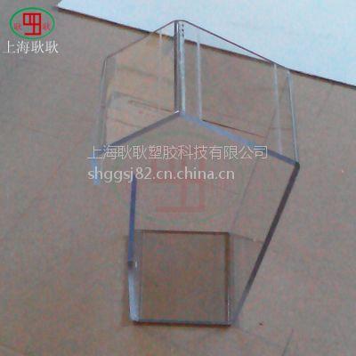 4mm透明pc耐力板折弯加工,专业PC板折弯加工厂家